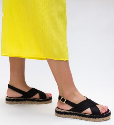 Sandale Rinderor Negre 2