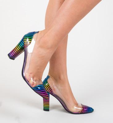 Pantofi Armingo Mov