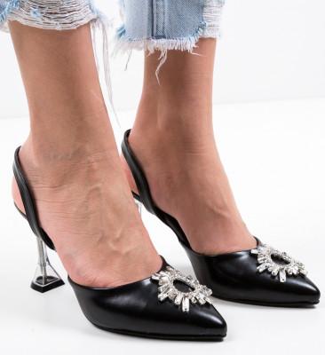 Pantofi Belgrad Negri