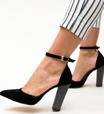 Pantofi Calimano Negri 4