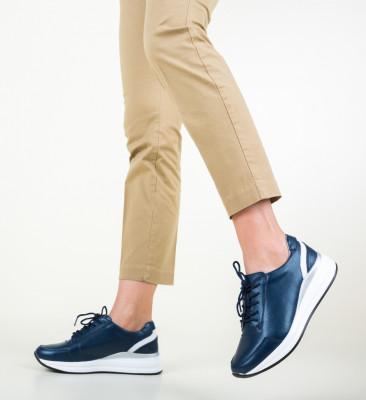 Pantofi Casual Barn Bleumarin