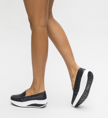 Pantofi Casual Buga Negri