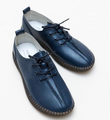 Pantofi Casual Elinch Bleumarin
