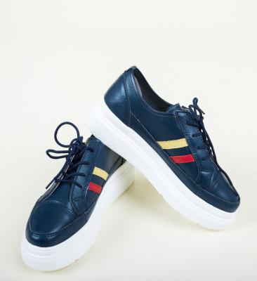 Pantofi Casual Ever Bleumarin