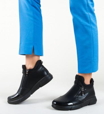 Pantofi Casual Fattibo Negri