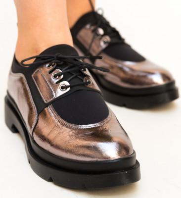 Pantofi Casual Heimer Gri