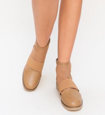 Pantofi Casual Himso Camel