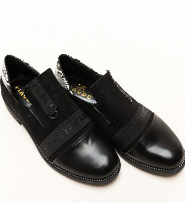 Pantofi Casual Jollyon Negri