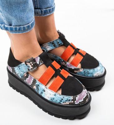Pantofi Casual Karagam Negri