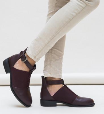 Pantofi Casual Loreta Grena