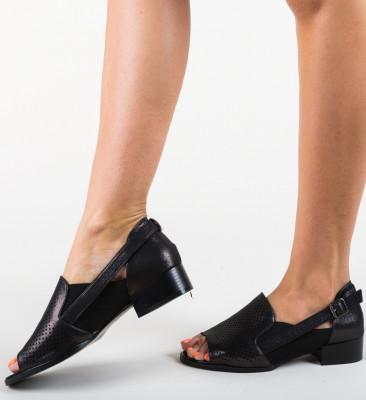 Pantofi Casual Mantelis Negri