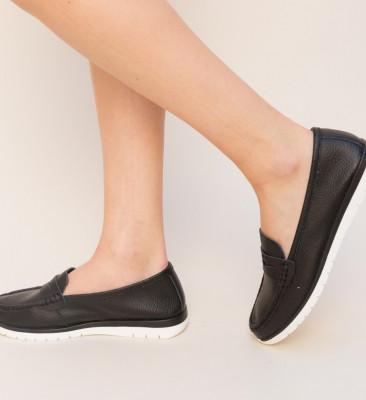 Pantofi Casual Marbela Negri 2