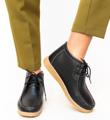 Pantofi Casual Munela Negri