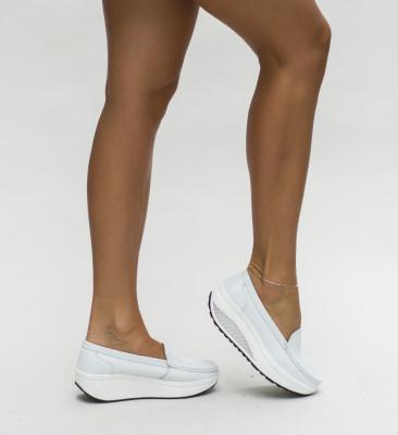 Pantofi Casual Musta Albi