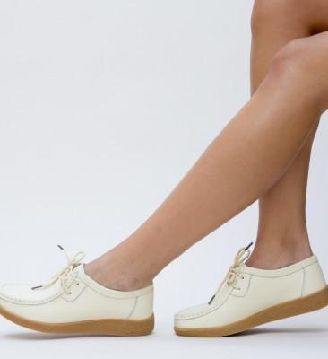 Pantofi Casual Niko Bej