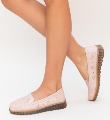 Pantofi Casual Omelo Roz