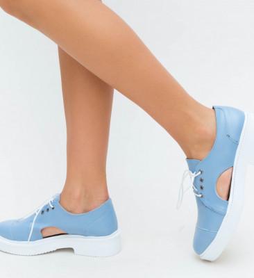 Pantofi Casual Pepi Albastri