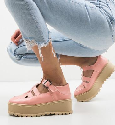 Pantofi Casual Ramada Roz