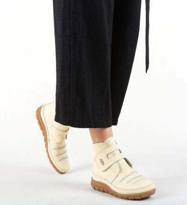 Pantofi Casual Ramirez Bej
