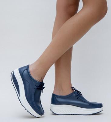 Pantofi Casual Roly Bleu