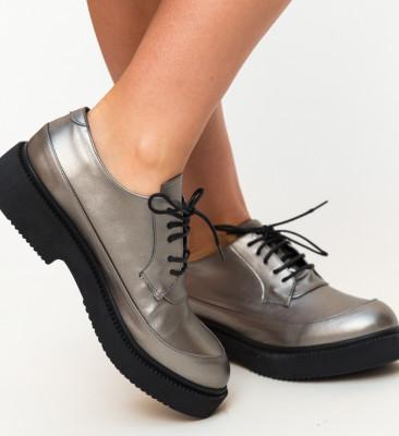 Pantofi Casual Sesto Gri