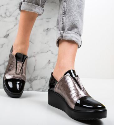 Pantofi Casual Shues Negri