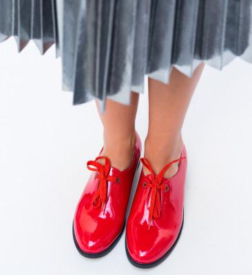 Pantofi Casual Tahoma Rosii
