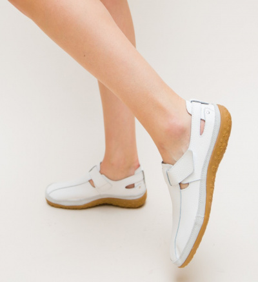 Pantofi Casual Teos Albi
