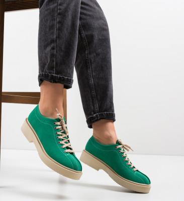 Pantofi Casual Tunisia Verzi