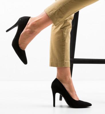 Pantofi Cerys Negri