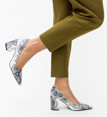 Pantofi Codill Negri
