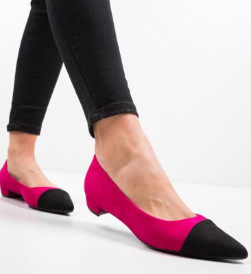 Pantofi Cohe Fuchsia