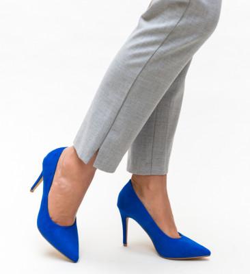 Pantofi Cruze Albastri