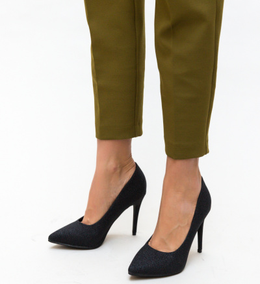 Pantofi Cruze Negri 3