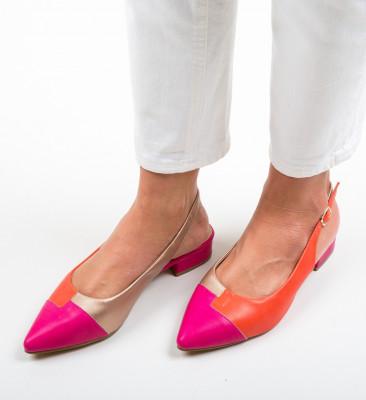 Pantofi Dickerson Portocalii