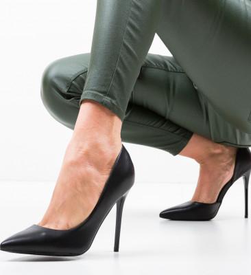 Pantofi Duke Negri