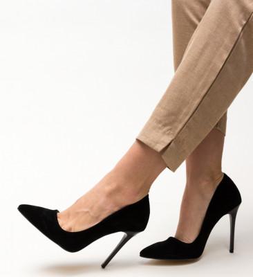 Pantofi Easter Negri