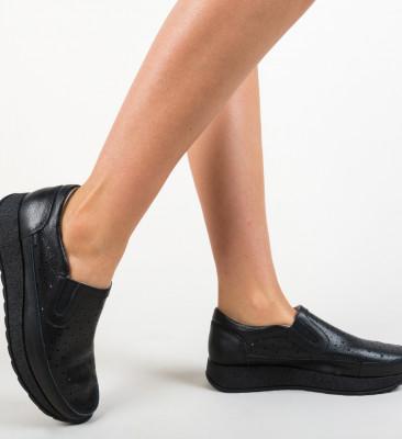 Pantofi Ferne Negri