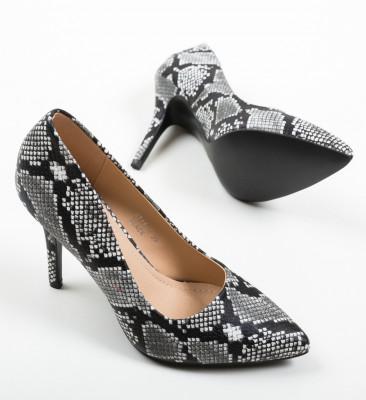 Pantofi Findla Negri