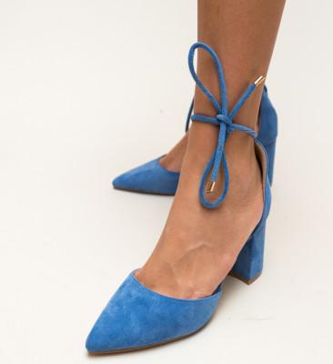 Pantofi Fitonic Albastri