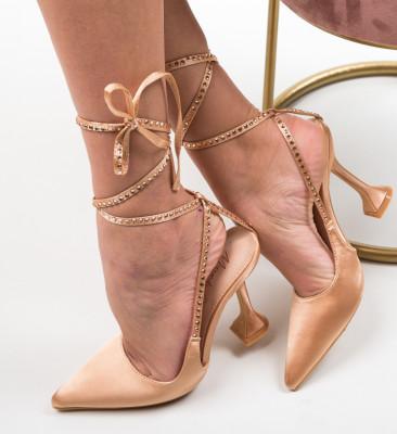 Pantofi Freja Roz