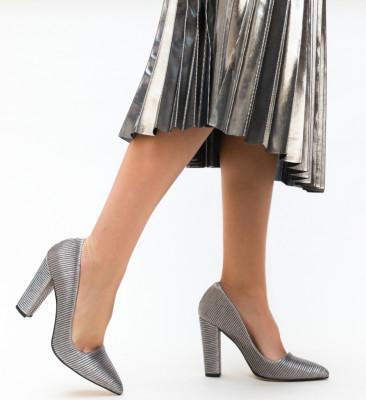 Pantofi Gabono Gri