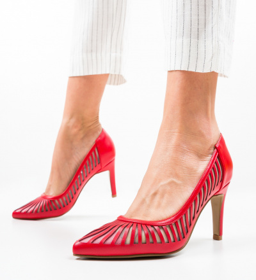 Pantofi Genmeli Rosii