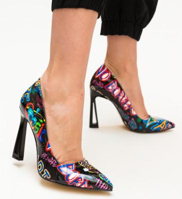 Pantofi Gingi Multi 2