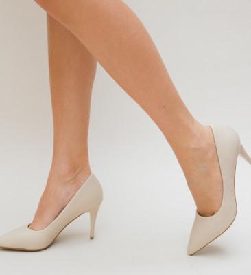 Pantofi Gomy Bej