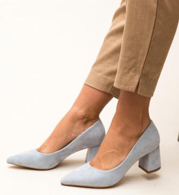 Pantofi Guto Albastri