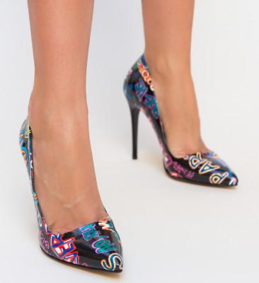 Pantofi Kinet Negri