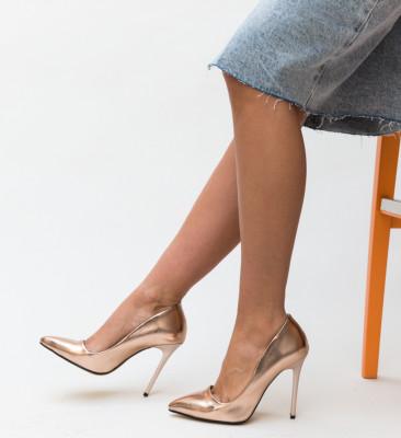 Pantofi Kylo Aurii
