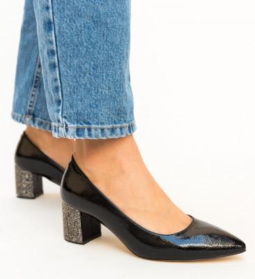 Pantofi Lella Negre 3