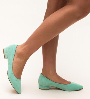 Pantofi Niam Verzi